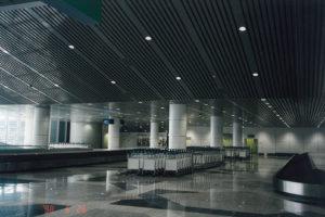 Kuala Lumpur Airport Ceilings